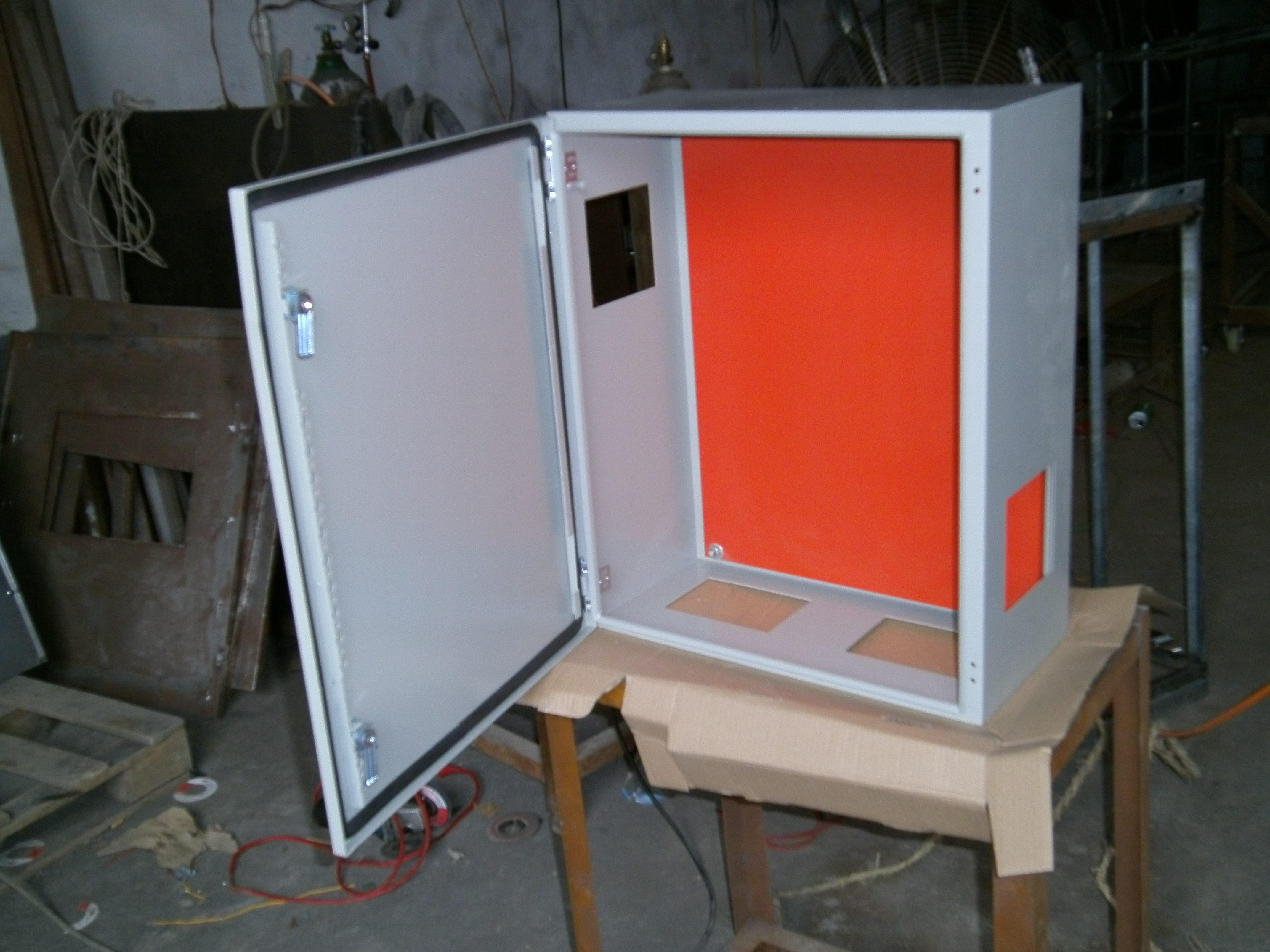 AE2000系列-立式控制箱