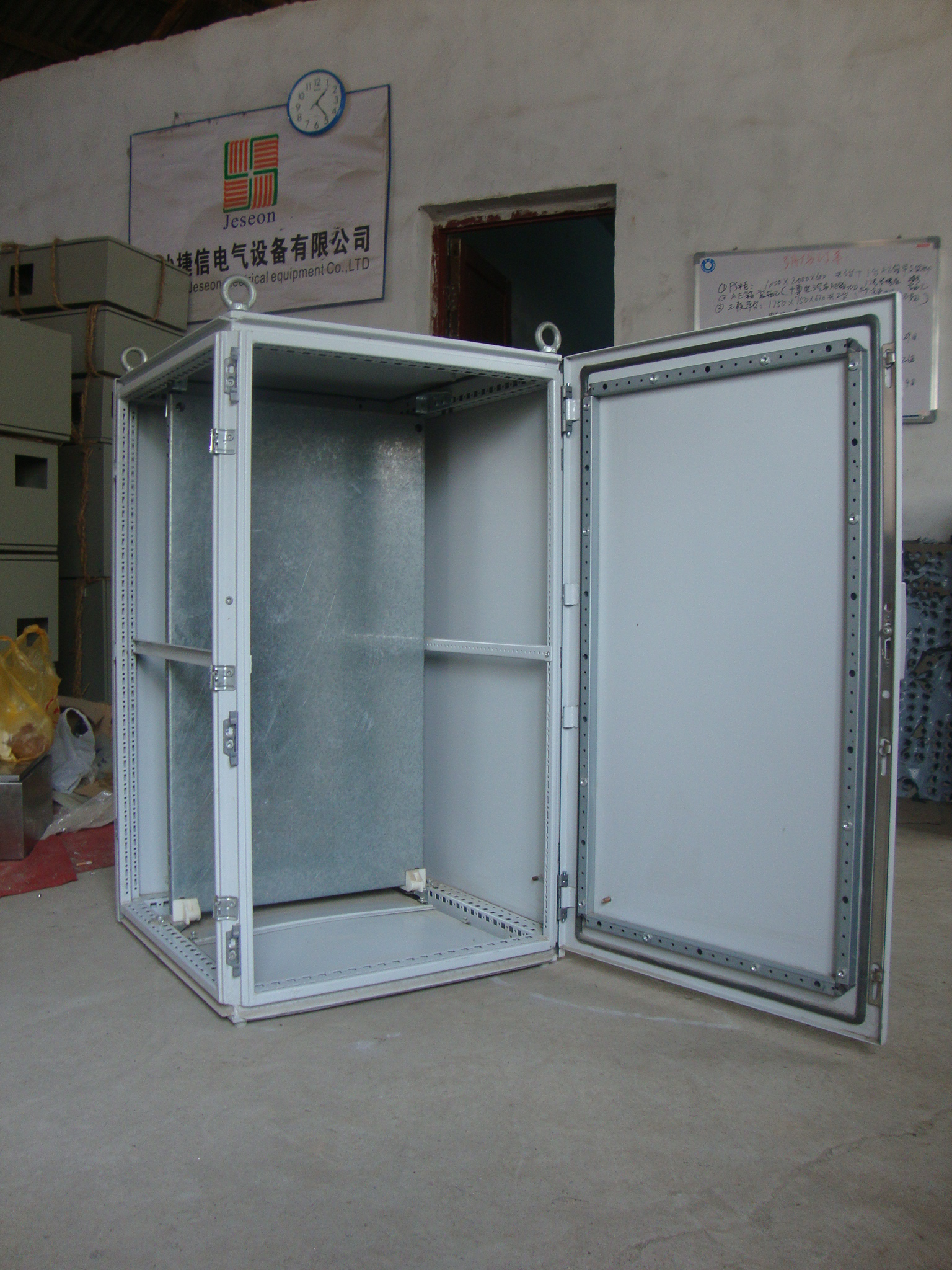 TS十六折型材控制柜